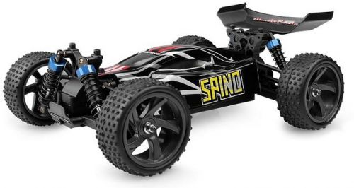 E18XBLb Багги 1:18 Himoto Spino E18XBL Brushless (черный) фото