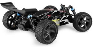 Багги 1:18 Himoto Spino E18XBL Brushless (черный), фото-4