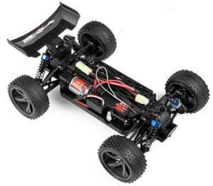 Багги 1:18 Himoto Spino E18XBL Brushless (черный), фото-5
