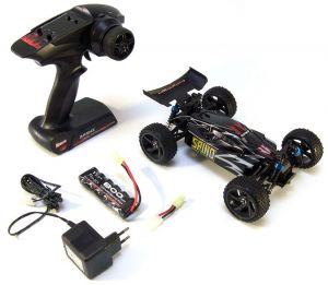 Багги 1:18 Himoto Spino E18XBL Brushless (черный), фото-6